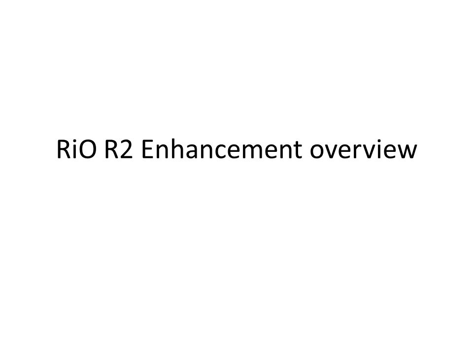 R2 changes and updates to Functionality Local System Administration New enhanced user administration screen with tab facilitates enabling easy access to required screens which speeds up routine admin task.