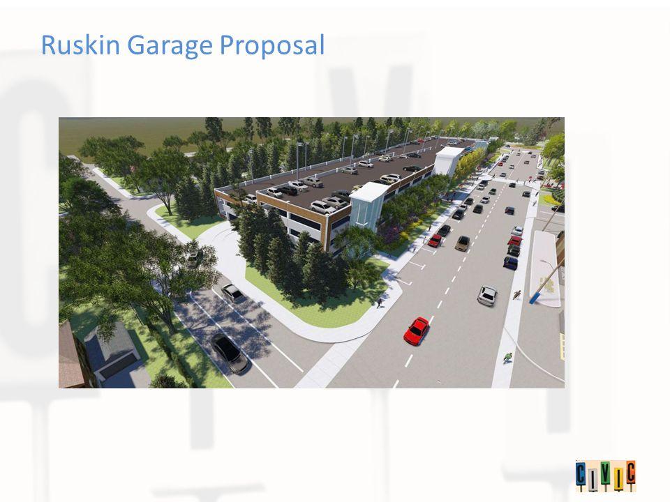 Ruskin Garage Proposal