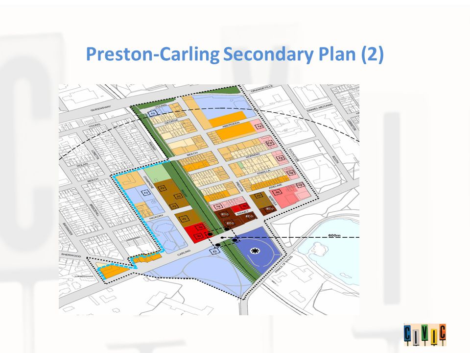 Preston-Carling Secondary Plan (2)