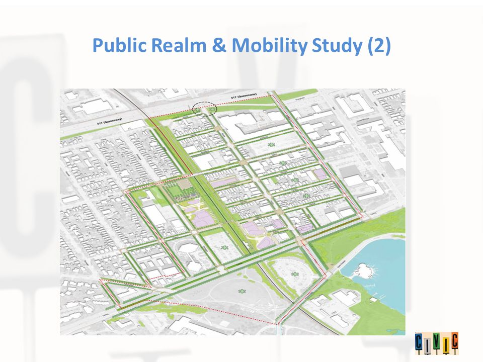 Public Realm & Mobility Study (2)