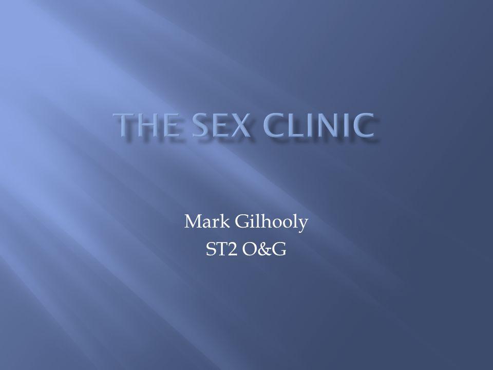 Mark Gilhooly ST2 O&G