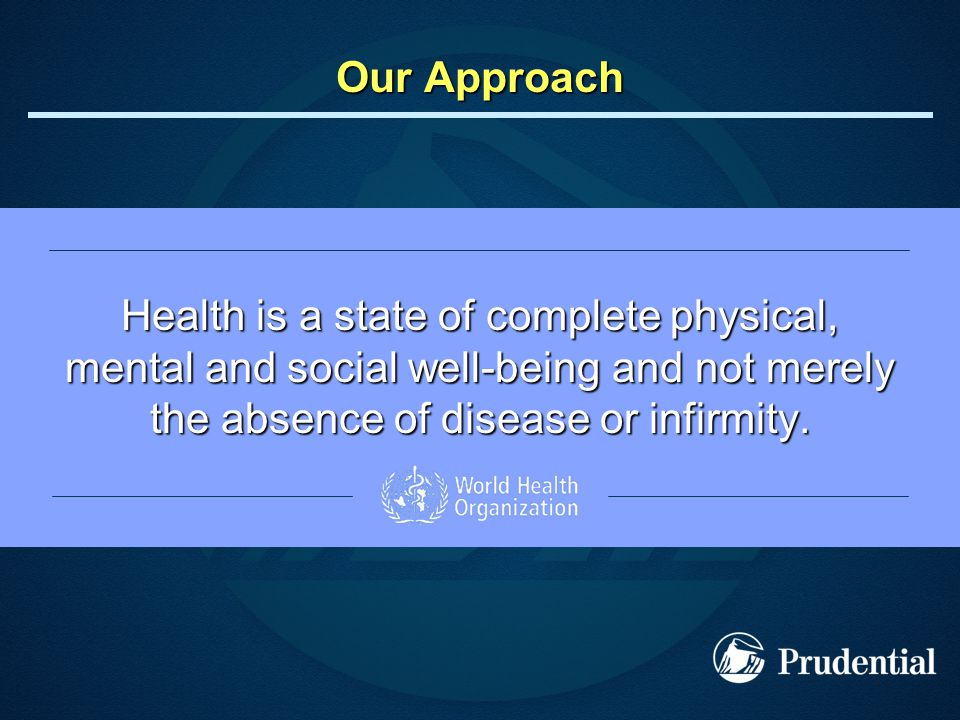 Prudential HealthSolutions