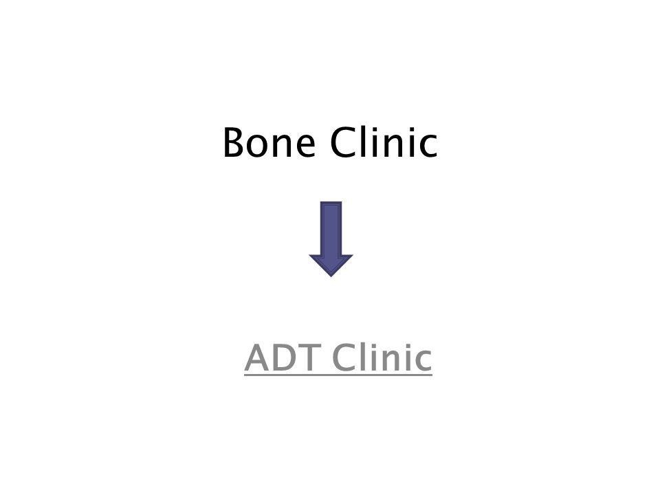 Bone Clinic ADT Clinic