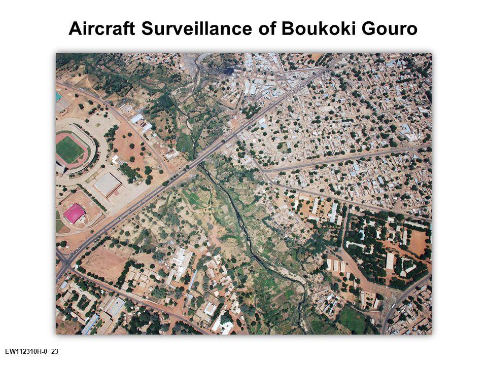 EW112310H-0 23 Aircraft Surveillance of Boukoki Gouro