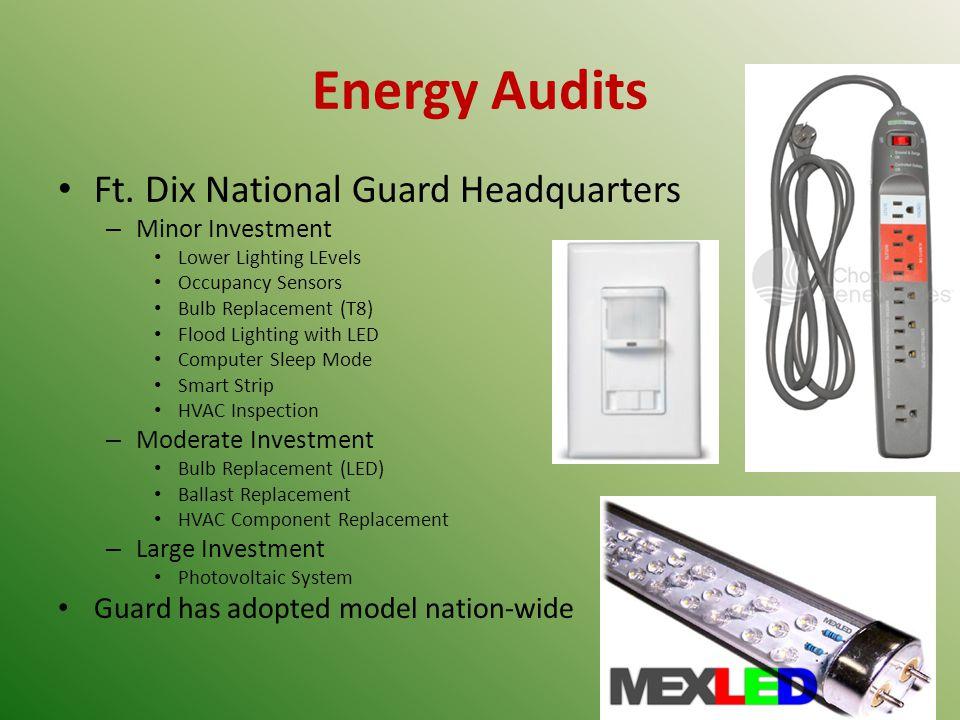 Energy Audits Ft.