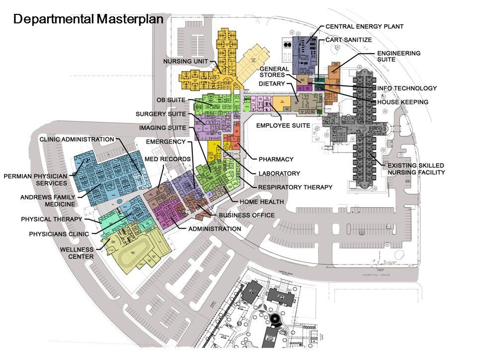 2012 2013 201420162015 Summary Timeline Permian Regional Medical Center Construction 12 mos Design 8 mos Design 4 mos 1 2 3 4 5 6 7 8 9 10 11 12 1 2 3 4 5 6 Demo 2 mo.s Construction 15 mos Move In 1 mo.