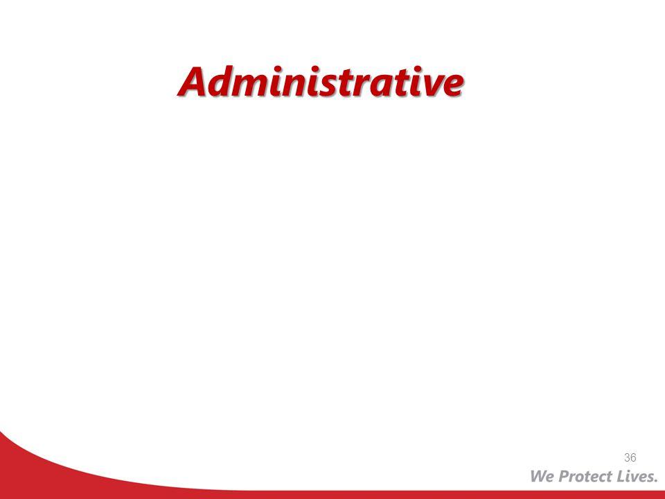 Administrative 36