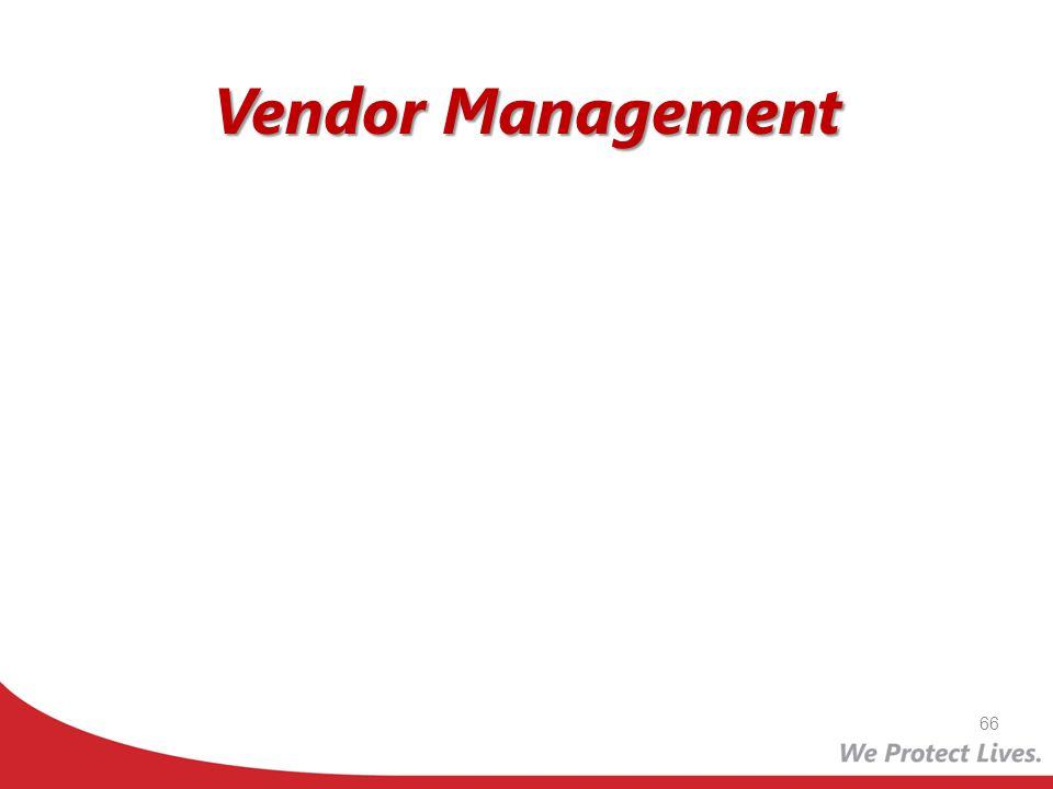 Vendor Management 66
