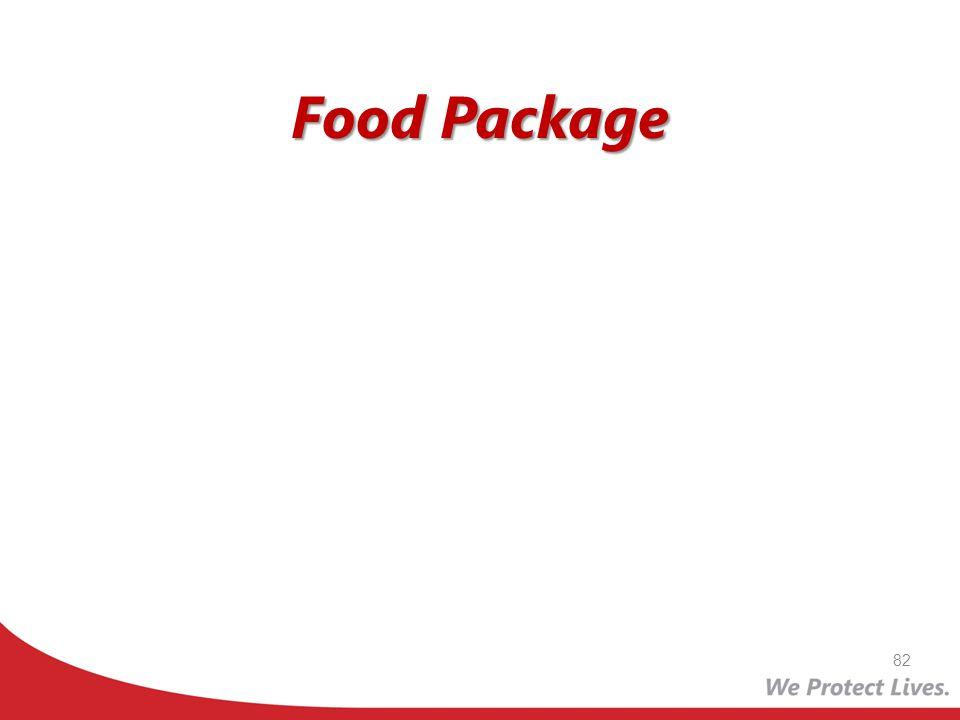 Food Package 82