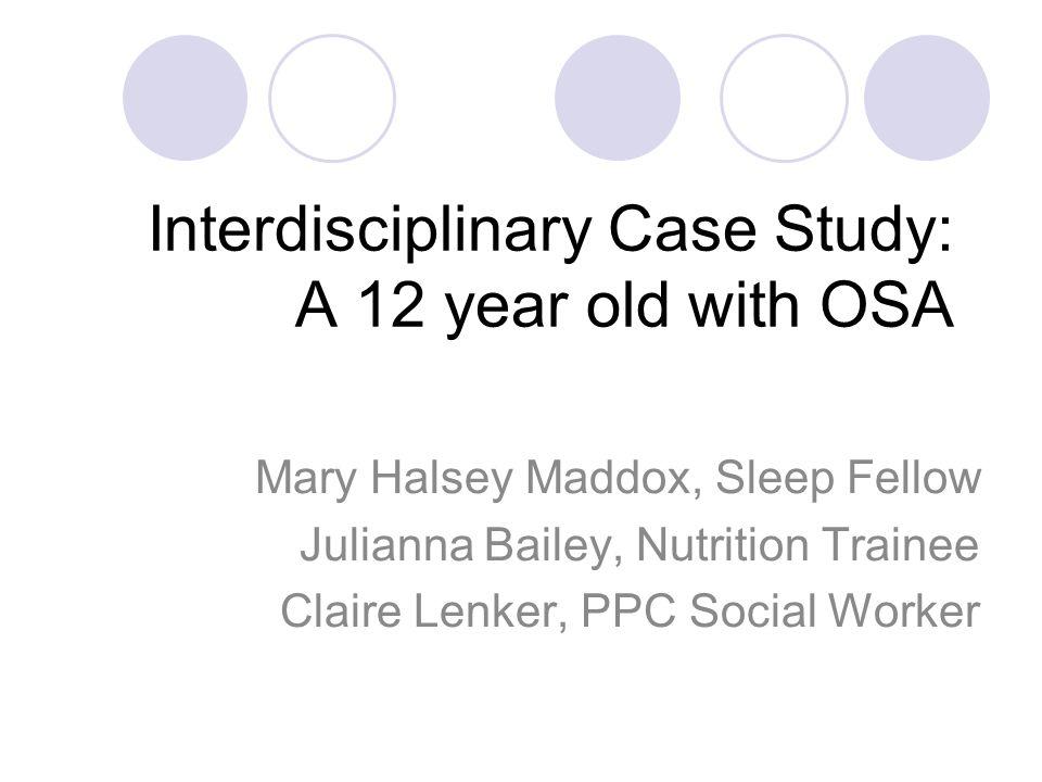 MEDICAL ASPECTS Mary Halsey Maddox