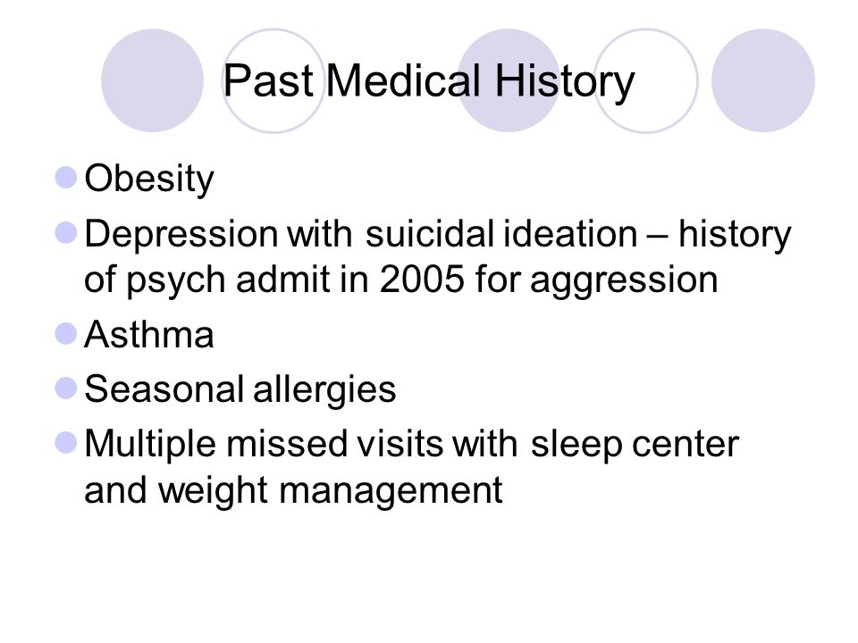 Medical Timeline, slide #3 CBH 8/19/10 CPAP clinic 8/24/10: PFTs, FVC 113%, FEV1 108%; unable to download compliance card; tired; falls asleep at school; using Ventolin daily; Mallampati II; tonsils 3+.