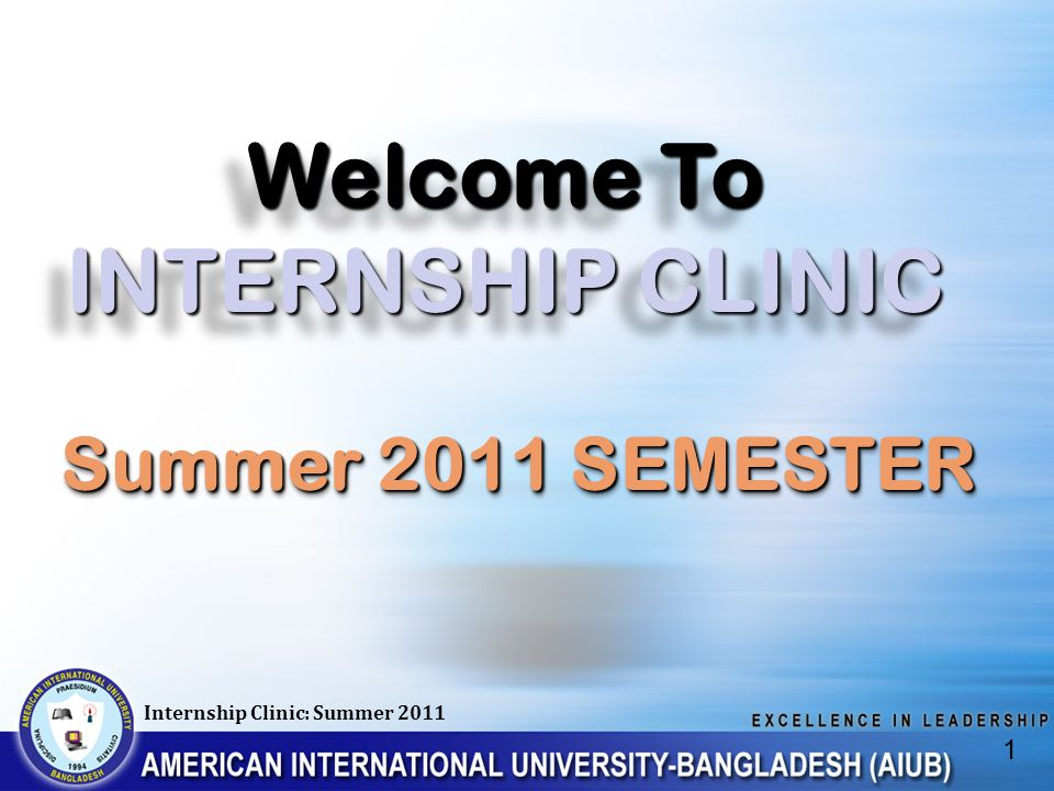 2 Have you completed all your subjects.Internship ONLY after completing all subjects.