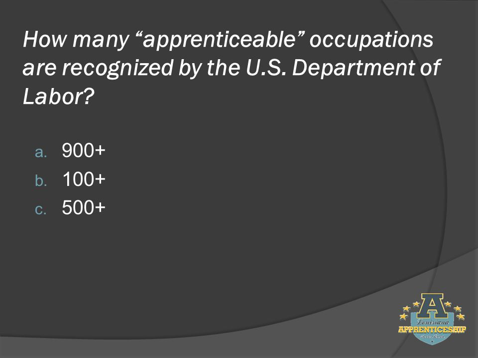 Based on the Code of Federal Regulations Title 29, Part 29, how much related technical instruction is recommended per year for an apprenticeship program.