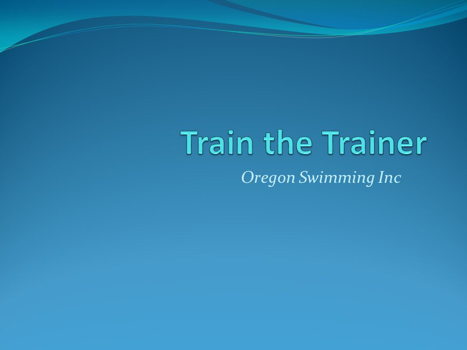 Oregon Swimming Inc