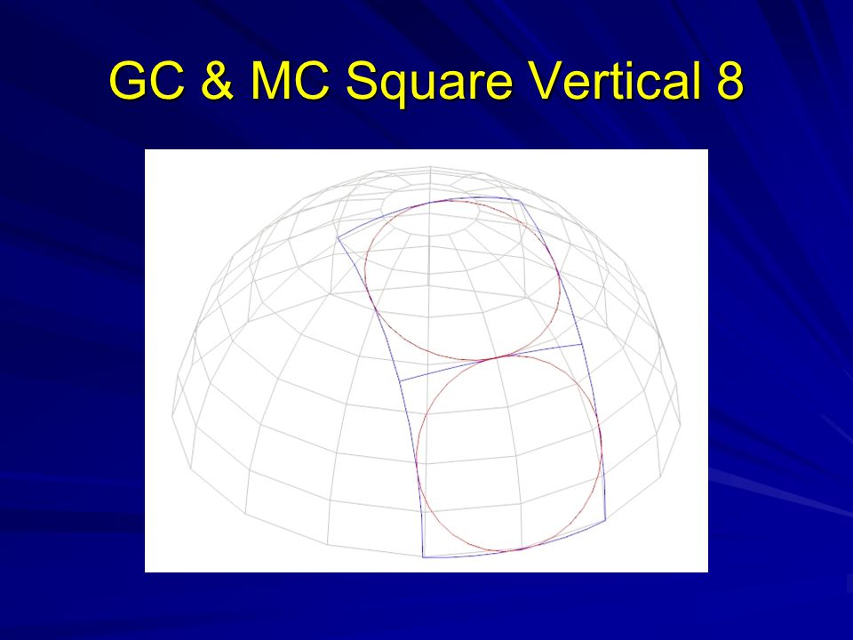 GC & MC Square Vertical 8