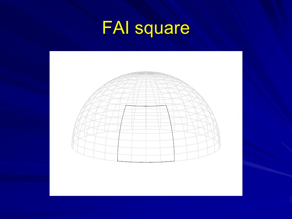 FAI square