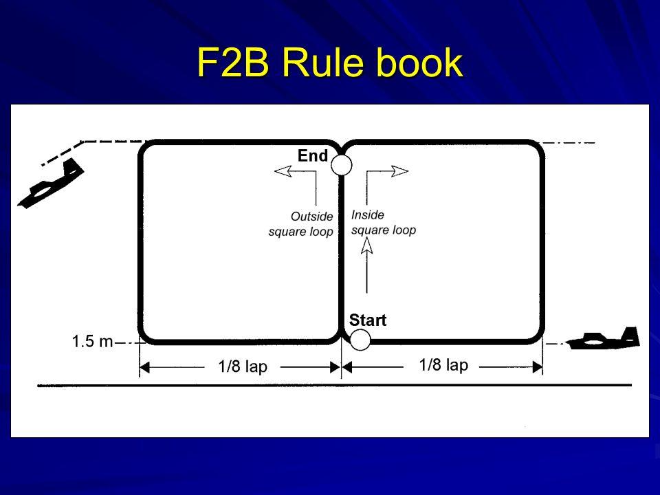 F2B Rule book