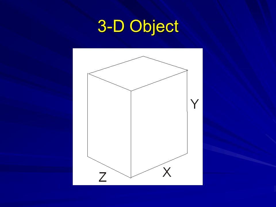 3-D Object