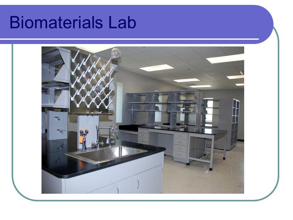 Biomaterials Lab