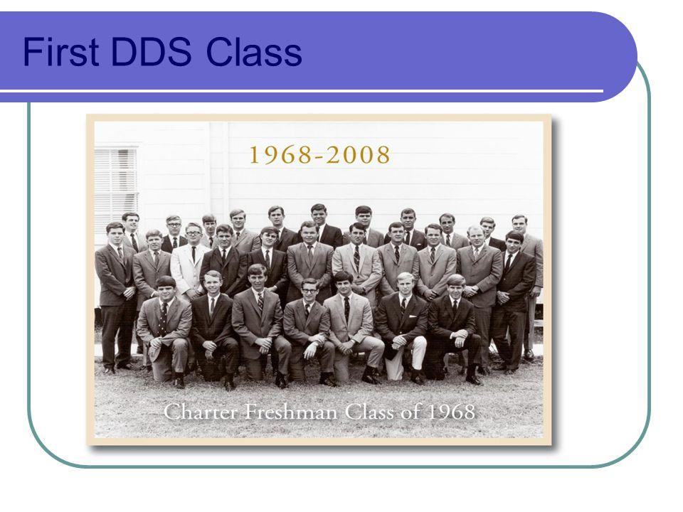 First DDS Class