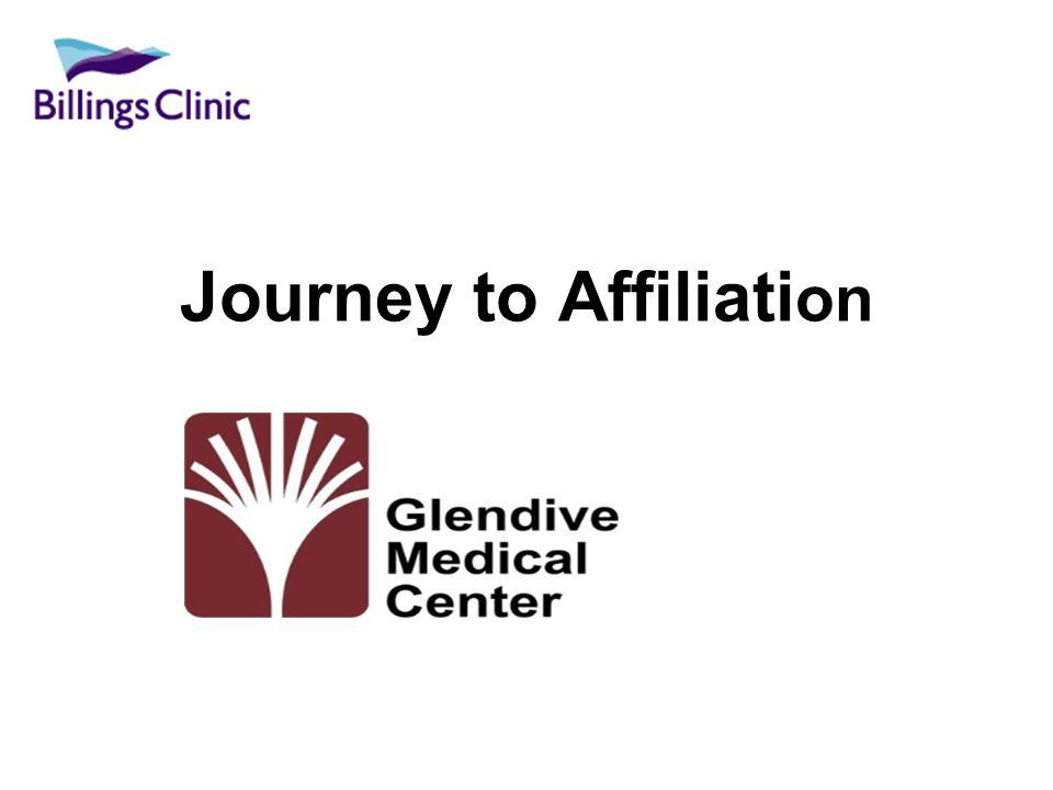 Journey to Affiliati on
