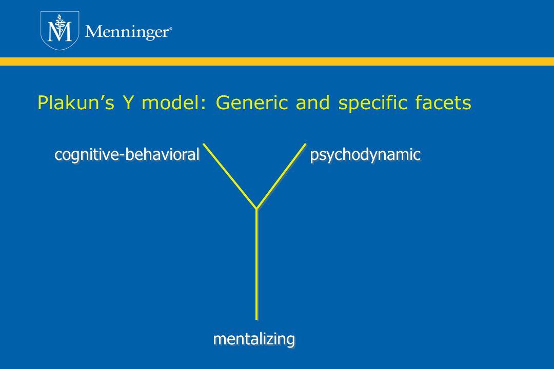 psychodynamic cognitive-behavioral mentalizing