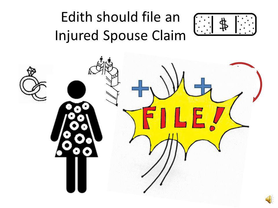Example 1: Edith and Jim $10,000$5,000 Edith Jim Kids $1,200