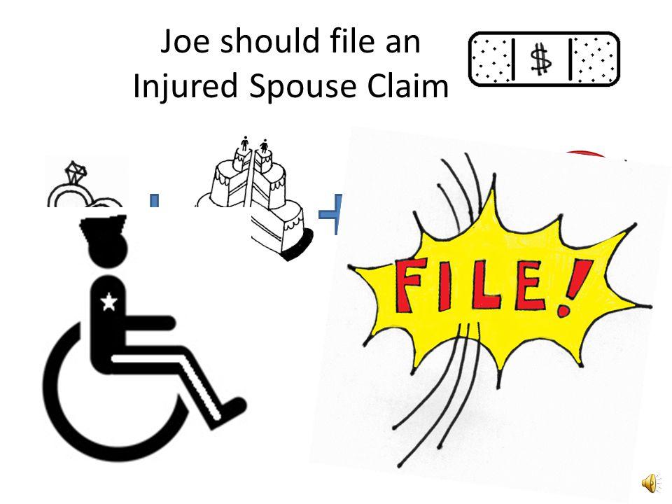 Example 3: Mary and Joe $8,000$6,000 Mary Joe $1,500