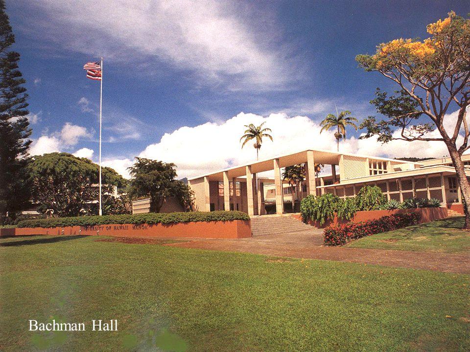 Bachman Hall