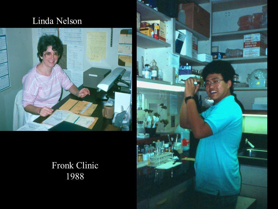 Fronk Clinic 1988 Linda Nelson