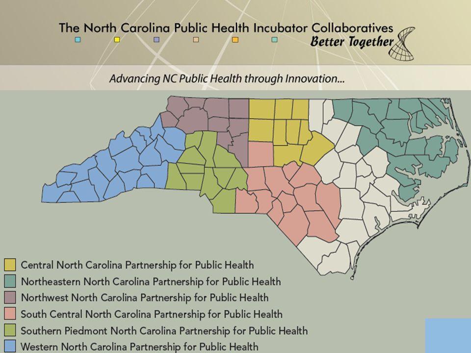 What are Public Health Incubators.