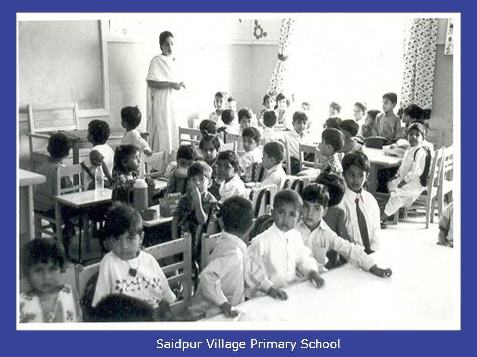 Saidpur Village Primary School