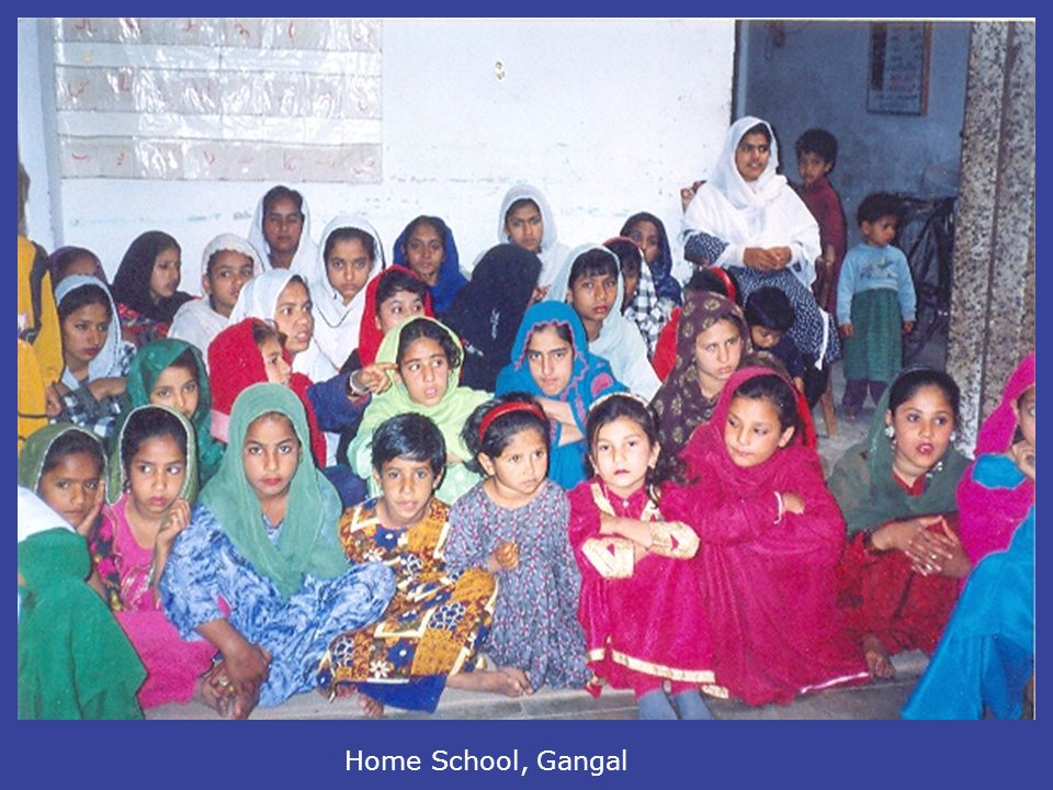Home School, Gangal