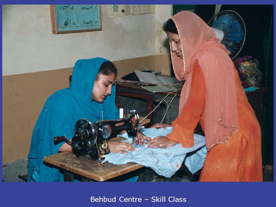 Behbud Centre – Skill Class