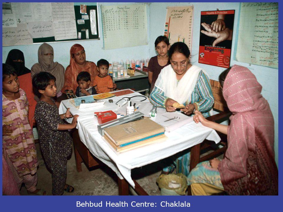 Behbud Health Centre: Chaklala