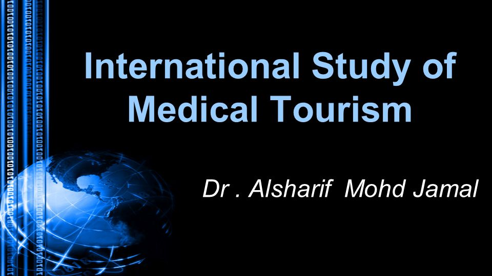 Medical Tourism Definitions It is a new kind of business where patients from developed countries travel abroad seeking treatment in developing countries, because of the low cost and the quick access.