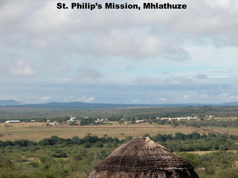 St. Philips Mission, Mhlathuze