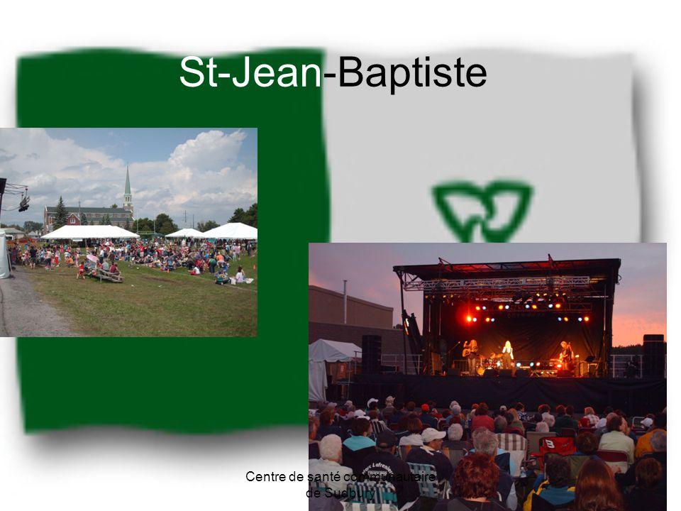 St-Jean-Baptiste Centre de santé communautaire de Sudbury