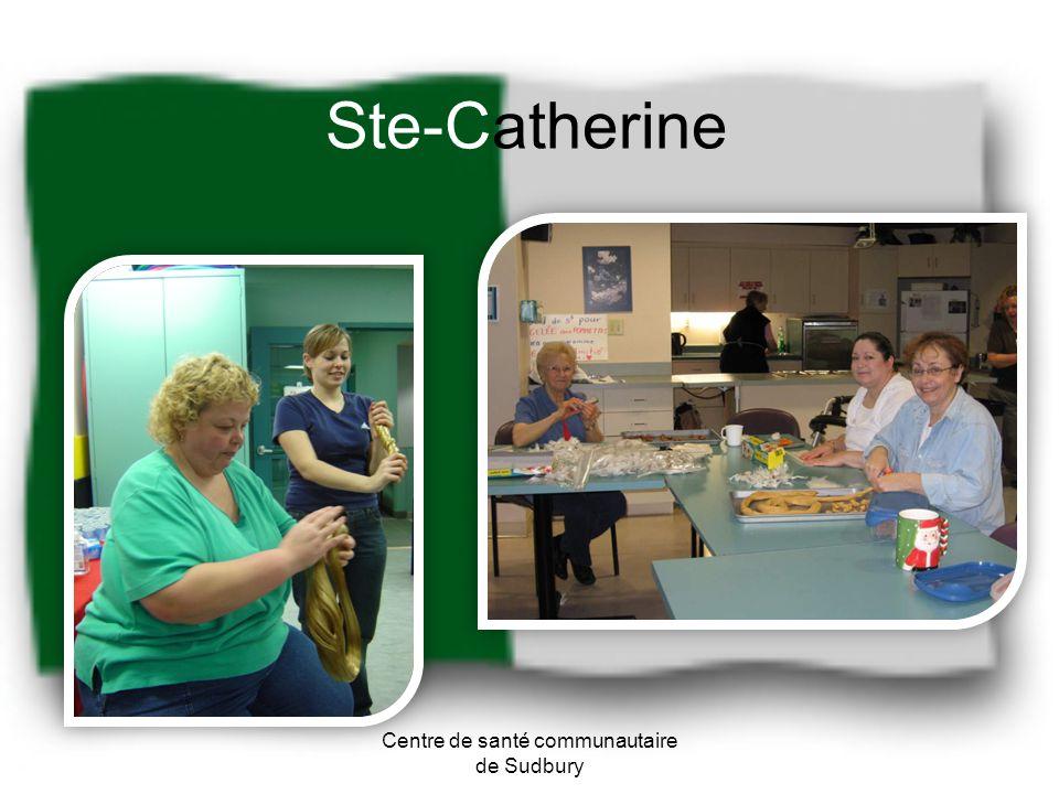 Ste-Catherine Centre de santé communautaire de Sudbury