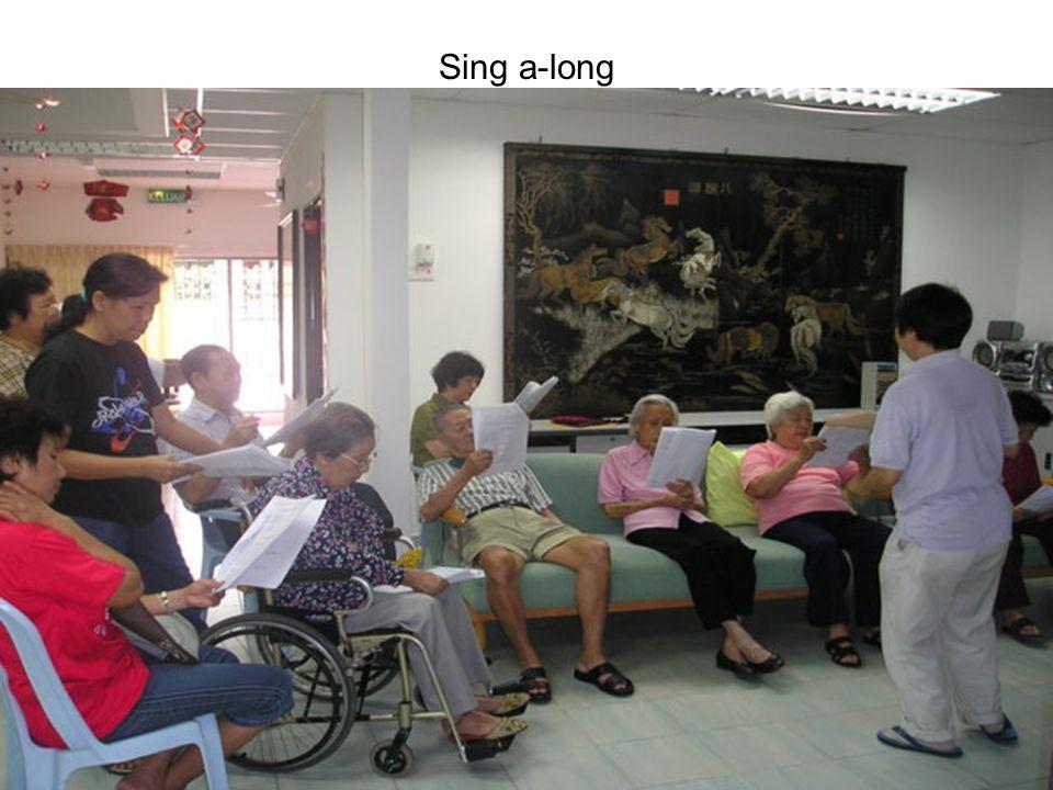 11 Sing a-long
