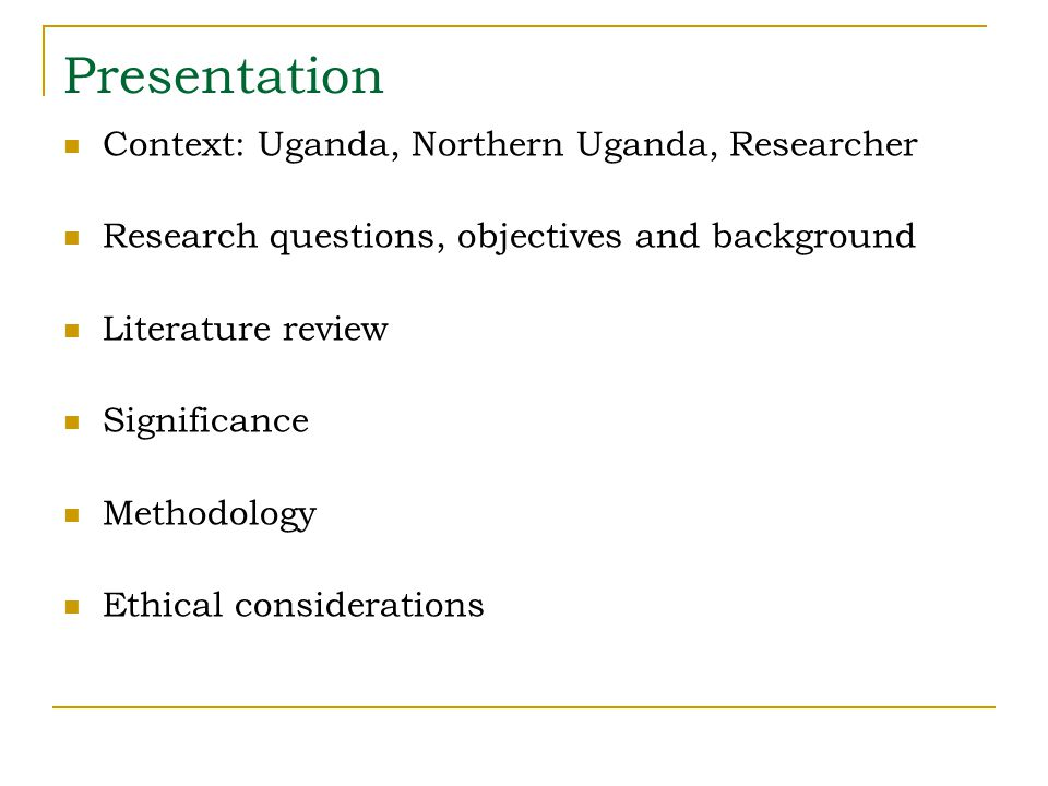 review of literature in research methodology ppt Guidelines for literature/review proposal the general reasons that the research area is the literature review will be graded according to the criteria.