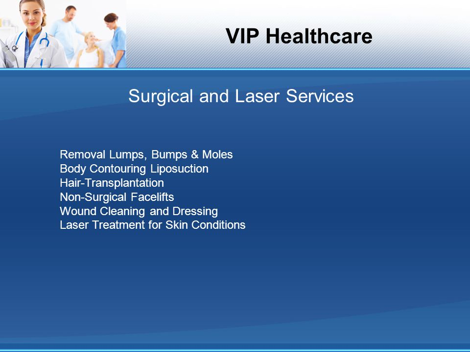VIP Healthcare Current Primary Healthcare Providers We go to youYou go to them We deliver repeated medication to you to your doorstep You go to them for repeated medication We see you at your appointed timeYou wait for your turn We attend to your family members while you are at work You need to take leave to accompany family members Convenience