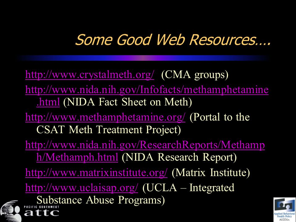 Some Good Web Resources….