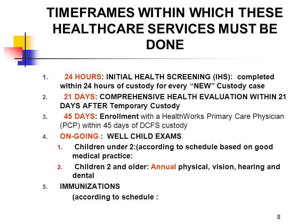39 EXPECTATIONS OF HEALTHWORKS CARE COORDINATORS Repeat Slide 28 BEFORE THE CHE: SLIDE 28