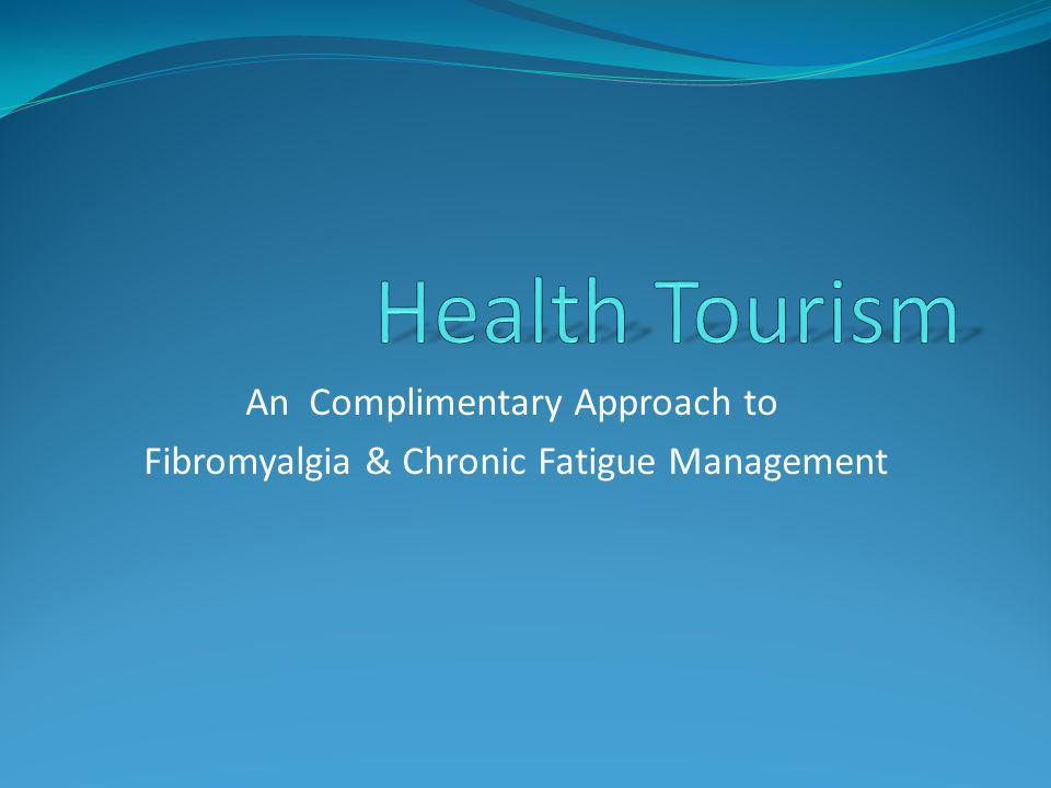 An Complimentary Approach to Fibromyalgia & Chronic Fatigue Management