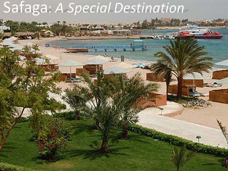 Safaga : A Special Destination