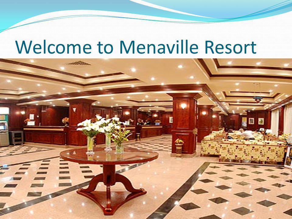 Welcome to Menaville Resort