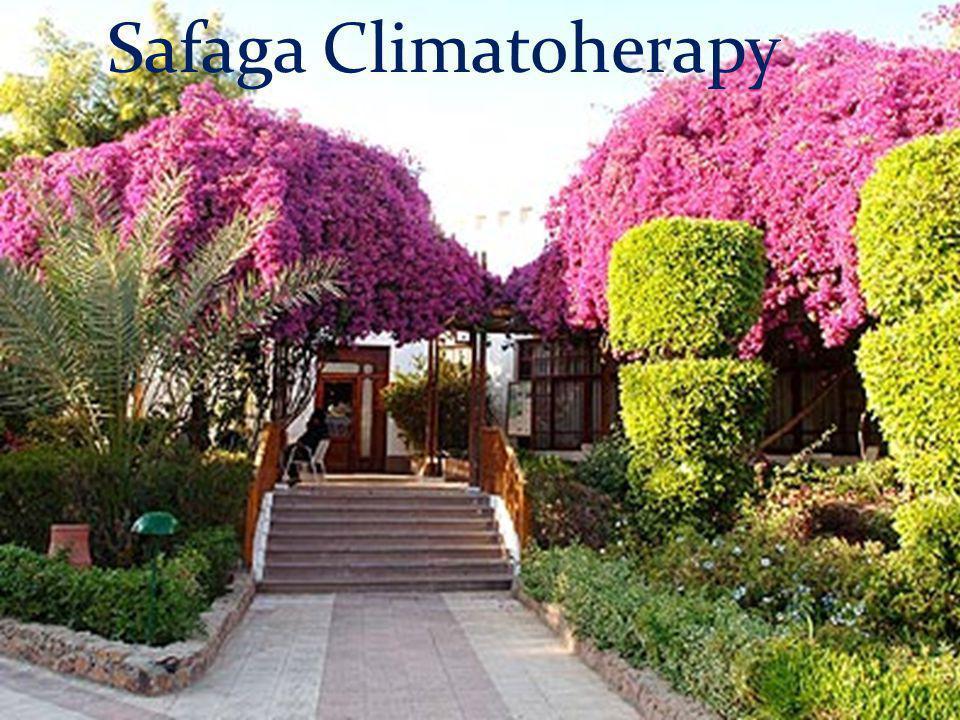 Safaga Climatoherapy