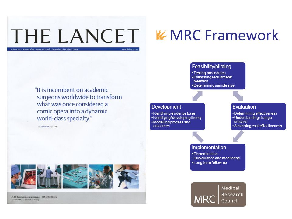 MRC Framework