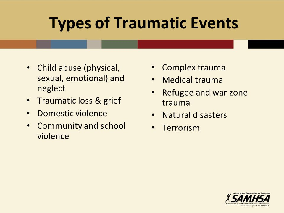 Trauma/Integrated Treatments for Children and Adolescents CBITS SPARCS I-CARE (integrated)